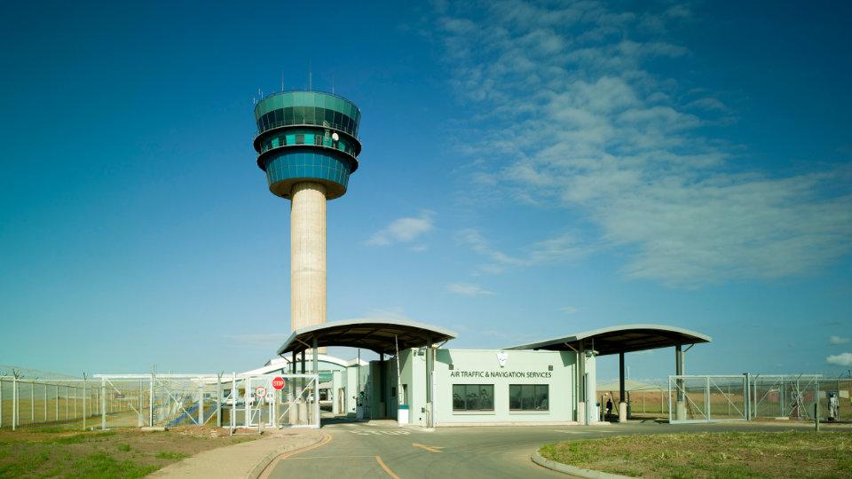 King Shaka International Airport
