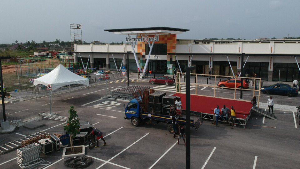 Tokaradi Mall